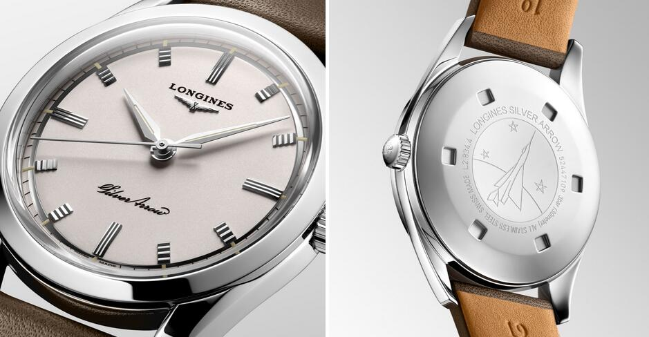 Swiss replica watches are delicate for the appropriate size.