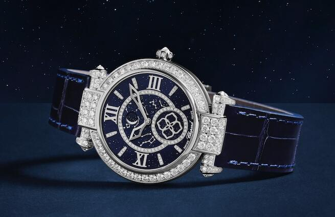 Swiss replica watches rely on diamonds to reveal the brilliant luster.