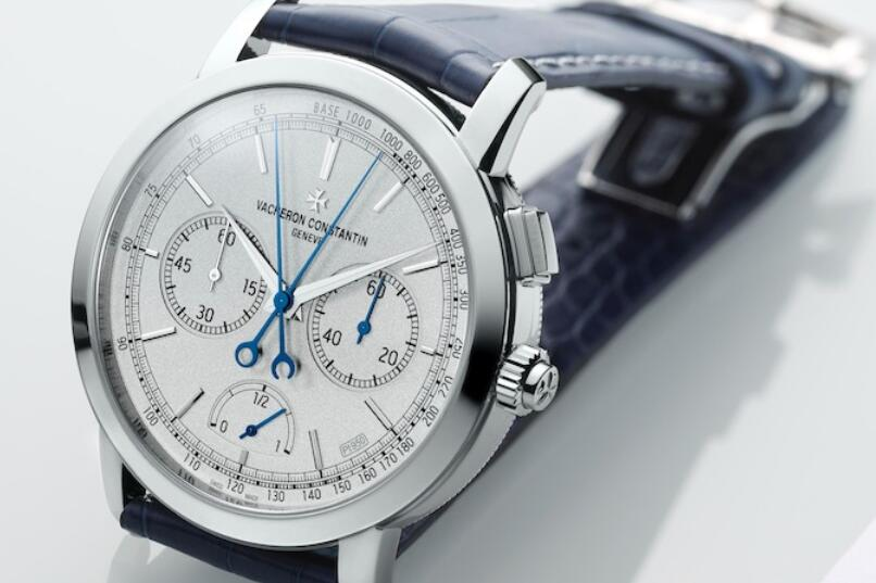 Quality fake watches are classic with silver dials made in platinum.